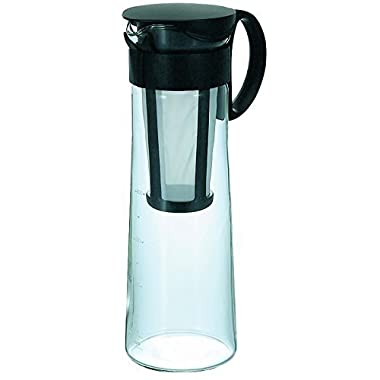 Hario Mizudashi  Cold Brew Coffee Pot, 1000ml, Black