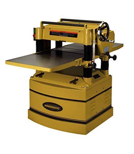 """Powermatic - 15"""" And 20"""" Planers, 209HH-1, 20"""" Planer, 5HP 1PH 230V, SHELIX Head a JPW Tool Brand (1791315)"""