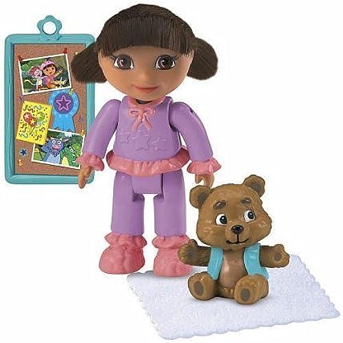 Dora Magical Welcome House Figure - Bedtime Dora by Dora the Explorer