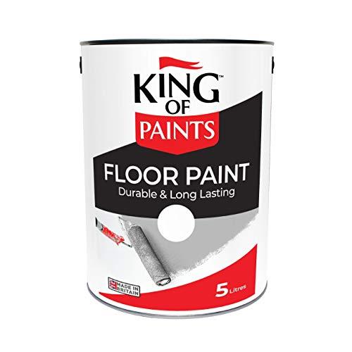 Pintura para suelo de garaje.