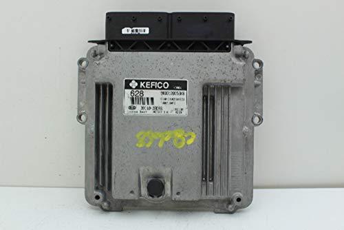 KIA 14 15 Rio 39110-2BDR6 Computer Brain Engine Control ECU ECM EBX Module