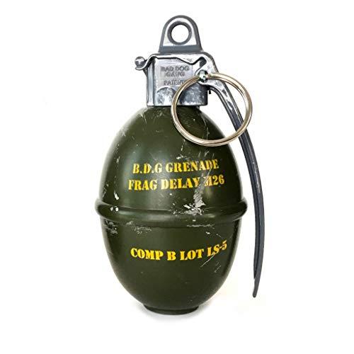Grenade Dog Waste Dispenser (Battle Worn)