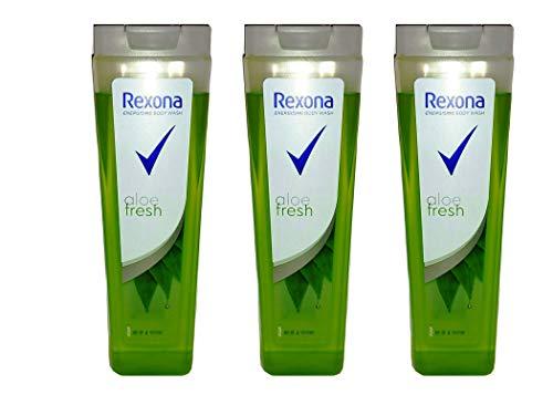 Rexona Shower Gel For Her, Aloe Fresh Duschgel, 250 ml (3er pack)