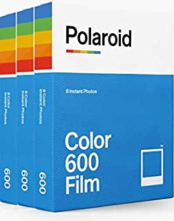 Polaroid Originals 600 Color Film Triple Pack