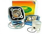9920590 GRUPPO TERMICO TOP 2PLUS 70CC D.47,6 PIAGGIO NRG Power DD 50 2T LC SP.12 GHISA