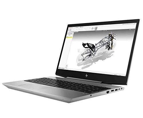 2019 Newest HP Zbook 15V G5 15.6' FHD Touchscreen Mobile Workstation Laptop (Intel Six-Core i7-8750H, 32GB DDR4 RAM, 2TB PCIe NVMe SSD+2TB HDD) Fingerprint, Backlit, Thunderbolt, Windows 10 Pro