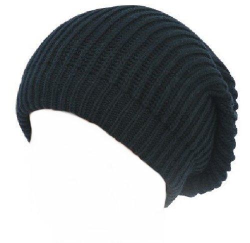 Purecity© Original – muts oversize kleur zwart – trendy winter Unisex – skiën – surfen – bergen – skate – mode