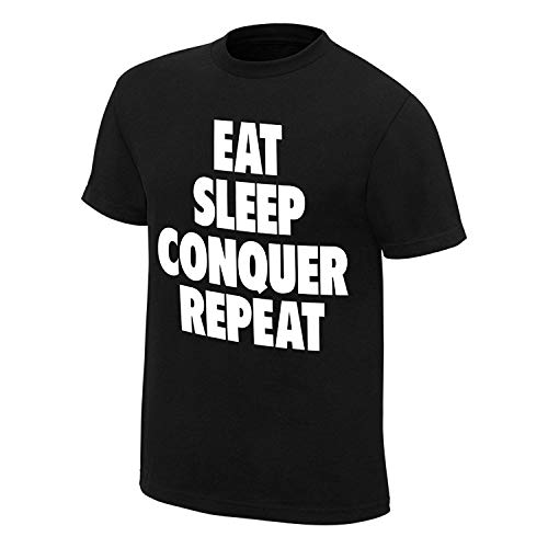 Brock Lesnar Conquer Special Edition Fashion Summer Men's Cotton T-Shirt
