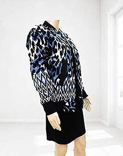 Emoltem Women's full zip long sleeve Jacket (Size-medium)