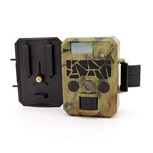 Preisvergleich Produktbild J.KM Wildlife-Kamera Raptor - Full HD-Tag / Nachtsicht Wireless Camouflage Outdoor-Überwachungskamera - 12 MP / 0, 4 Sekunden Auslösezeit / Bewegungsdetektor