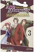 Miles Edgeworth: Ace Attorney Investigations, Volume 3 (Miles Edgeworth: Ace Attorney Investigations) (Paperback) - Common