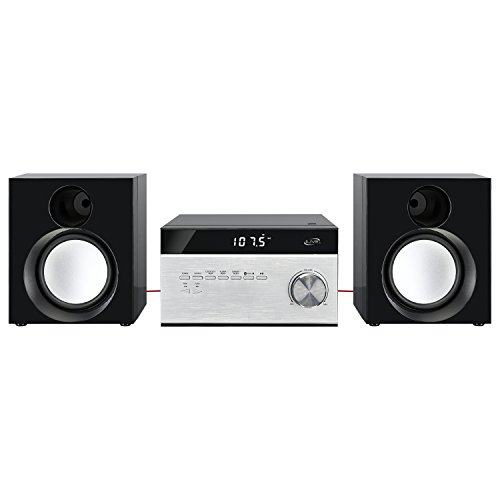 iLive Wireless Home Stereo System, with CD Player and AM/FM Radio, Includes Remote Control (iHB227B)
