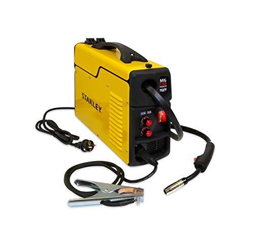 Stanley 460225 Mikro Mig Inveter - Estación de soldar Mig No Gas 100A M tecnología Inverterax
