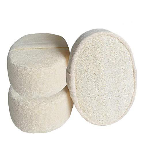 Badeschwamm, weiche Mesh-Bad-Dusche Körper Scrubber Mesh-Pouf Dusche Kugel Haut Mesh-Scrubber für Männer und Frauen
