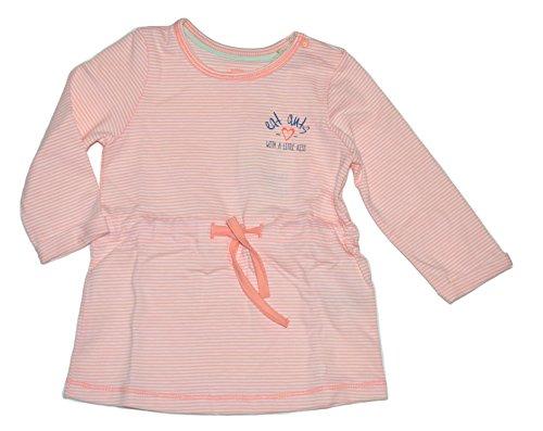 Sanetta Eat Ants Baby - Mädchen Kleid 113606 Apricot (apricot blush 2147) Gr.80
