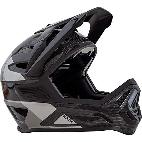 Kask Defender Fahrradhelm, schwarz, XL