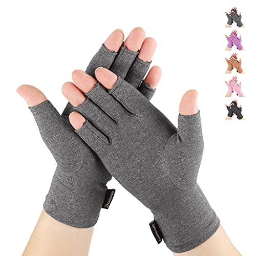 DISUPPO Arthritis Gloves Women and Men Relieve Pain from Rheumatoid,...