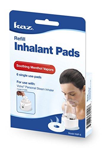 vicks steam inhaler pads - 3