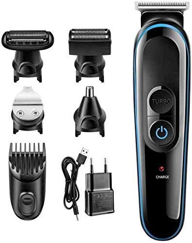 Elektrische Haarschneidemaschine Multifunktionale elektrische Haarschneidemaschine Elektrische Haarschneidemaschine Anzug Ladegerät Rasiermesser Elektrische Haarschneidemaschine