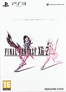 Final Fantasy XIII - 2 - Edición Coleccionista (B006LGH47O) | Amazon price tracker / tracking, Amazon price history charts, Amazon price watches, Amazon price drop alerts