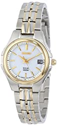 Seiko Women's SUT038 Dress Watch - the ultimate details