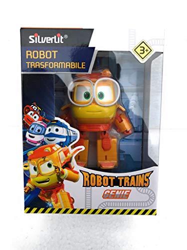 ROBOT TRAINS - GENIE ROBOT TRASFORMABILE DI ROCCO GIOCATTOLI