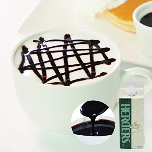 ハーダース カフェ用フレーバーソース チョコレート 500ml×1本入