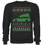 glstkrrn Omega B Caravan Ugly Christmas Sweater