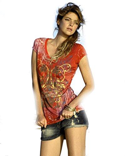 Preisvergleich Produktbild Lenita Restposten Strandshirt / Shirt Monte Christo Gr. S / M 150206