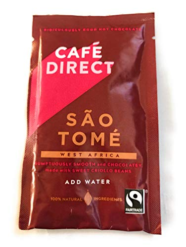10 x Cafe Direct Hot Chocolate Sachets