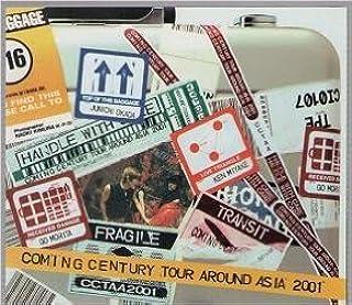 Coming Century tour around Asia 2001