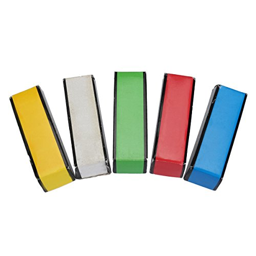 KUNSE 5 stks Rouge Buffing Compound Stick Polijsten Plakken Schurende Bars Sieraden Wax