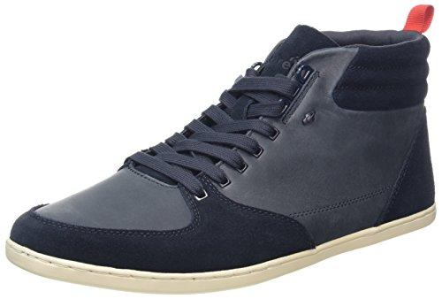 Boxfresh Herren EPLETT Hohe Sneaker, Blau (Navy), 46 EU