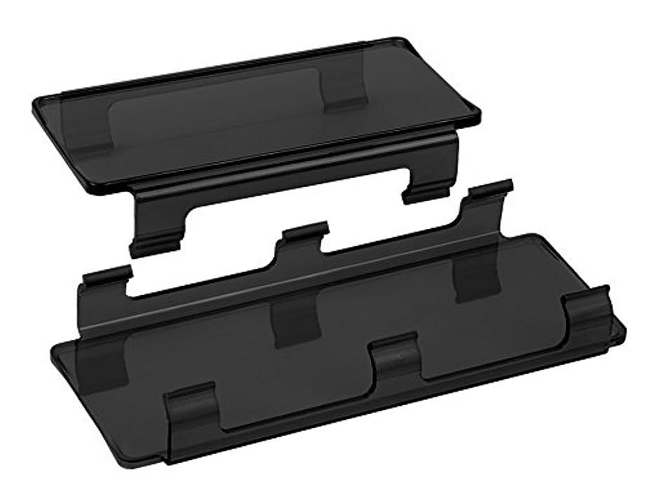 Blazer CWL631 Light Bar Covers, Black, 2 Pack