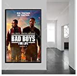 liuyushuo Poster Will Smith Film Bad Boys for Life