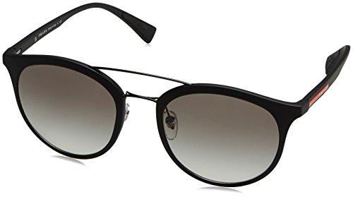 Prada Sport Sonnenbrille (PS 03SS), Black, 56
