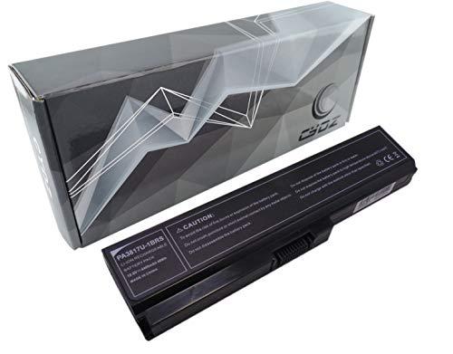 CYDZ 108V 4400mAh Laptop Akku PA3817U 1BRS PA3818U 1BRS PABAS228 fur Toshiba Satellite A660 A660D A665 A665D C600D C640 C640D C650 C650D C655D C660 C660D C670 C670D L600 L600D L630 L630D L635 L640
