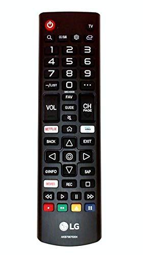 LG OEM Remote AKB75675304 for Select TVs