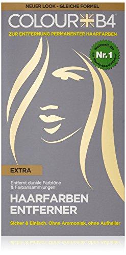 Colour B4 Extra Haarfarben-Entferner, 1er Pack (1 x 180 ml)