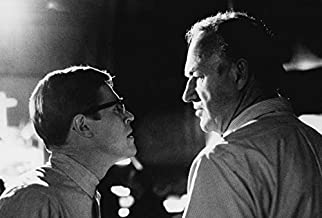 Gene Hackman and Willem Dafoe in Mississippi Burning Squaring Up 24x18 Poster