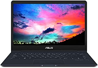 ASUS ZenBook 13 UX331FAL 13.3 inches LED Laptop (Blue) - Intel i7-8565U 1.8 GHz, 8 GB RAM, 256 GB SSD, Intel UHD Graphics 620, Windows 10 Home