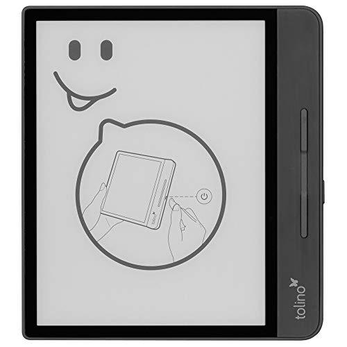 Tolino epos 2 eBook-Reader 20.3cm (8 Zoll) Nero