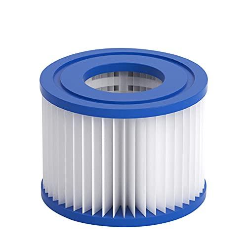 Cartuccia della pompa del filtro della vasca idromassaggio della sostituzione del filtro dello stagno per la piscina Hot Tut
