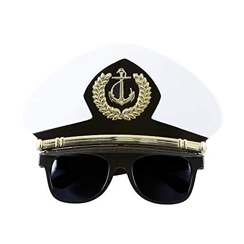 Widmann - Lunettes-casquette capitaine marin