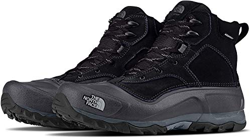 The North Face Men's Snowfuse, TNF Black/TNF Black, 10.5