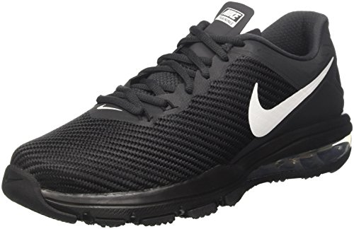 Nike Air Max Full Ride TR 1.5, Scarpe da Fitness Uomo, Nero (Black/White/Anthracite 010), 42 EU