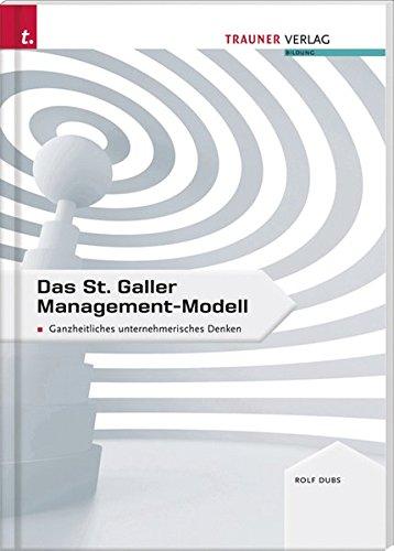 Das St. Galler Management-Modell: Ganzheitliches unternehmerisches Denken