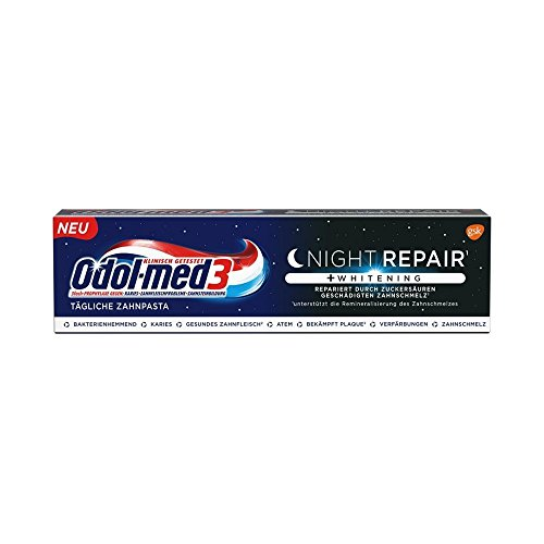 Odol-med3 Night Repair Whitening 75 ml