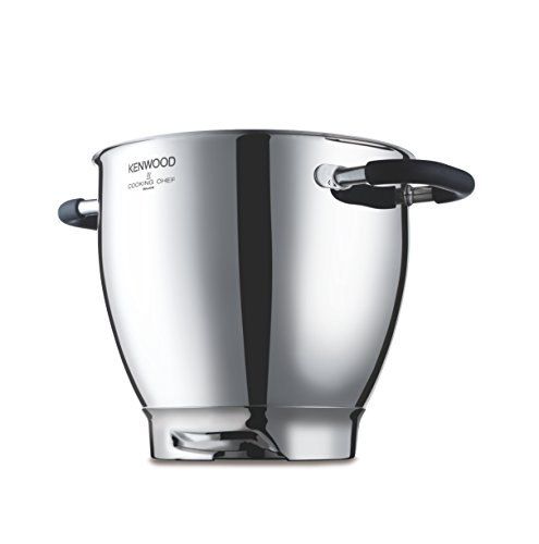 Kenwood 37575 - Accesorio bol para Robots de Cocina Kenwood Major, 6.7 L, acero inoxidable