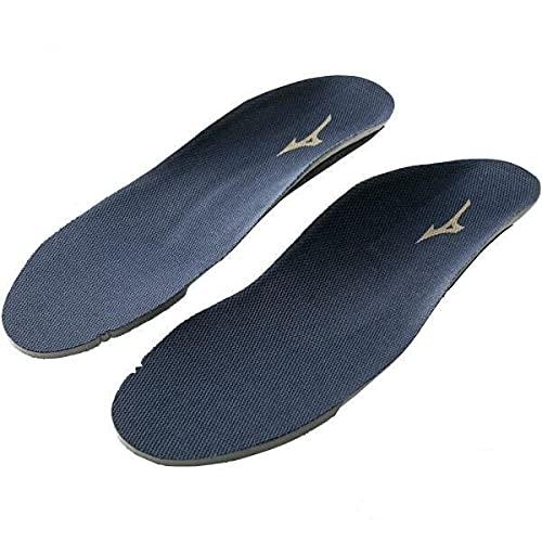 インソール ミズノ F1GU2000 抗菌防臭 作業靴 14 ネイビー S 24.5-25.0cm